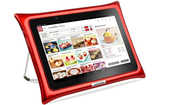 Tablette Qooq V3 Android 10,1  Rouge 100 Versailles (78)