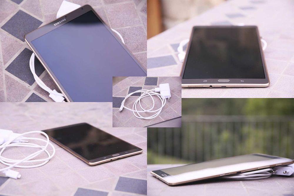Tablette Samsung Galaxy Tab S 8,4 16 Go Wi-Fi Téléphones et tablettes