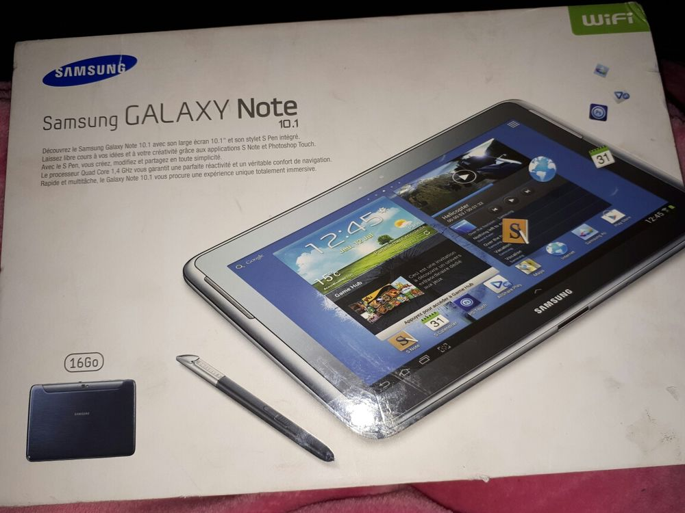 tablette samsung galaxy note 10.1 180 Melun (77)