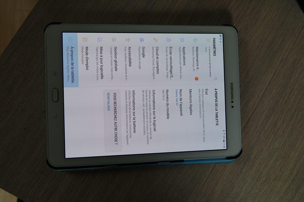 tablette Samsung Galaxy S2 2018 140 Bouillé-Courdault (85)