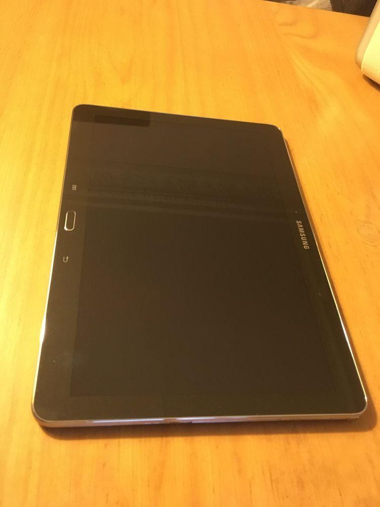 Tablette Samsung SM-P600 (16 GO) noire  150 Paris 14 (75)