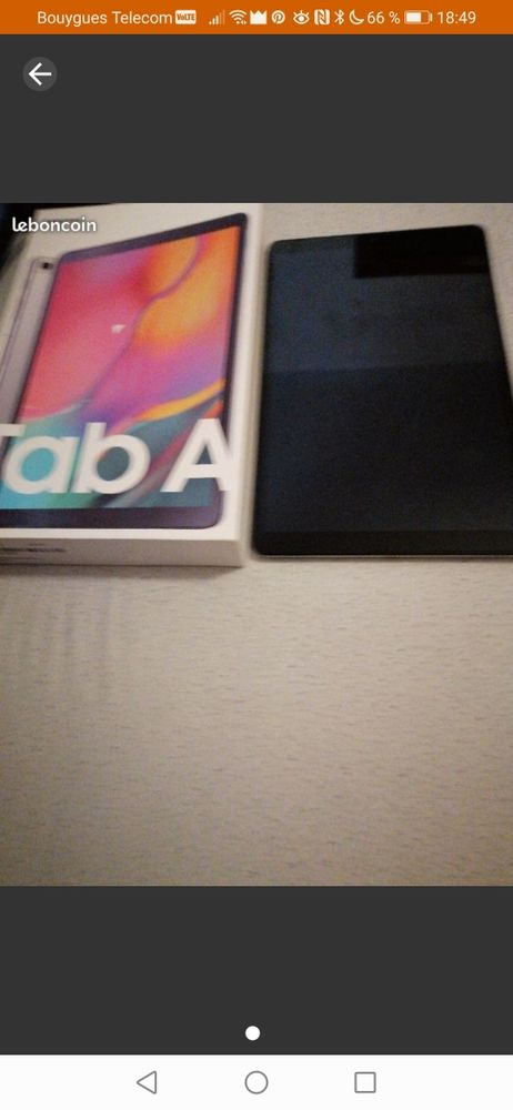 Tablette samsung TabA (Android) 175 Montguyon (17)