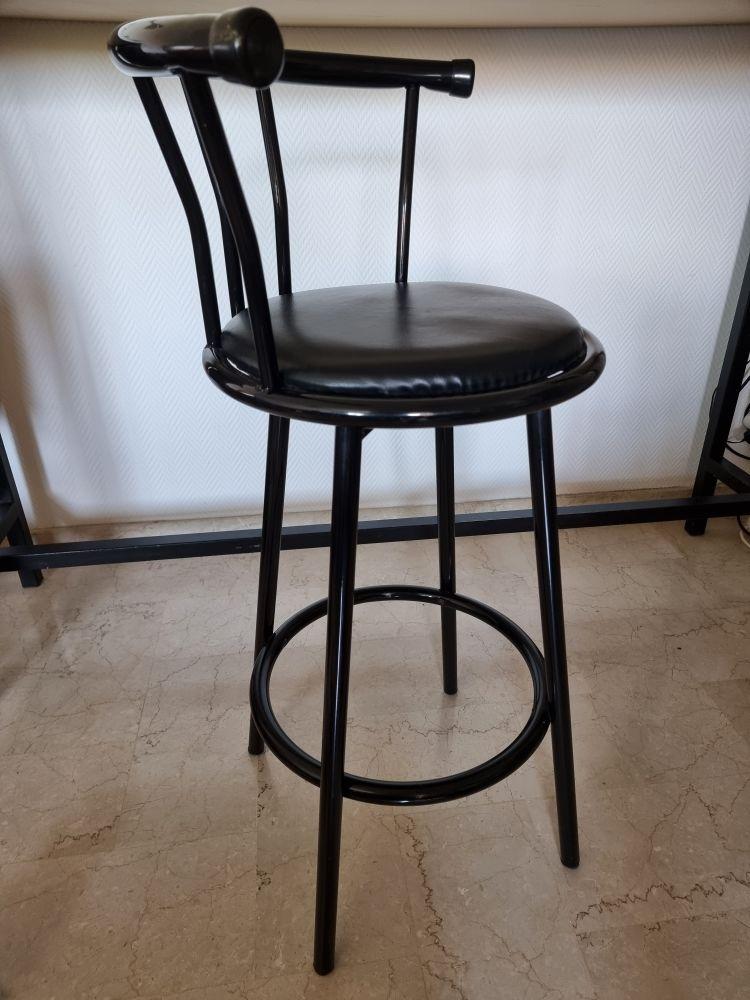 Tabouret chaise de bar 30 Nîmes (30)