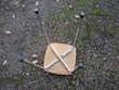 Tabouret formica vintage 27,5cm x 27,5cm h 44,5cm Meubles