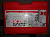 Taille haie bosch 50 Claviers (83)