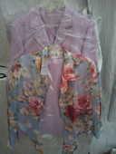 Tailleur jupe taille 42 couleur parme 15 Savigny-sur-Orge (91)