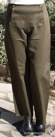 Tailleur veste pantalon marron Mary Kimberley T38 18 Argenteuil (95)