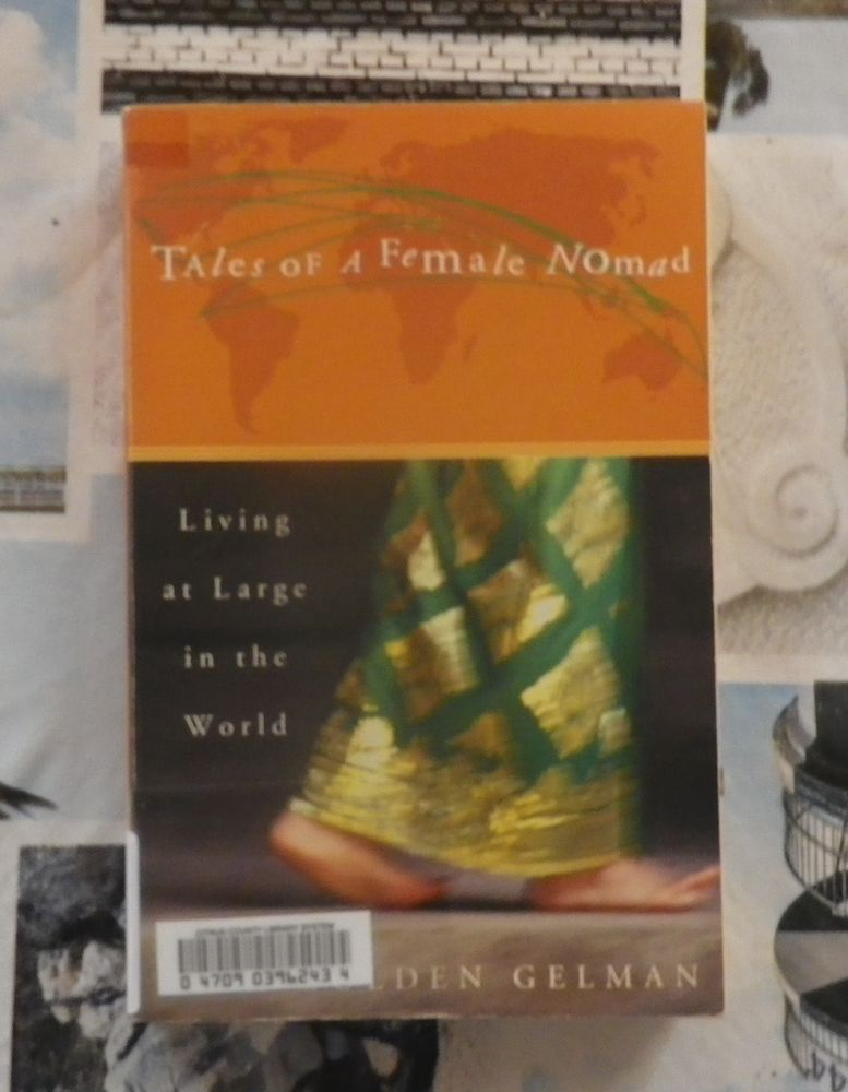 TALES OF A FEMALE NOMAD de Rita Golden Gelman 6 Bubry (56)