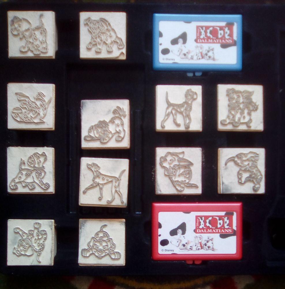 12 tampons 101 dalmatiens 5 Beauchamp (95)