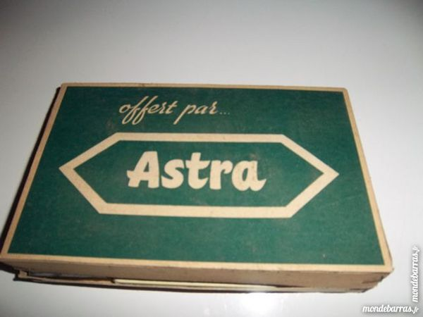 tampons publicitaire astra année 1958 22 Soissons (02)