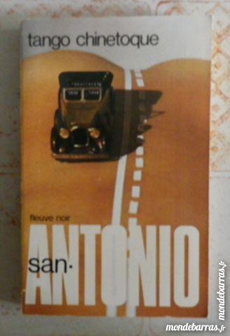 TANGO CHINETOQUE SAN ANTONIO 511 24 1982 Livres et BD