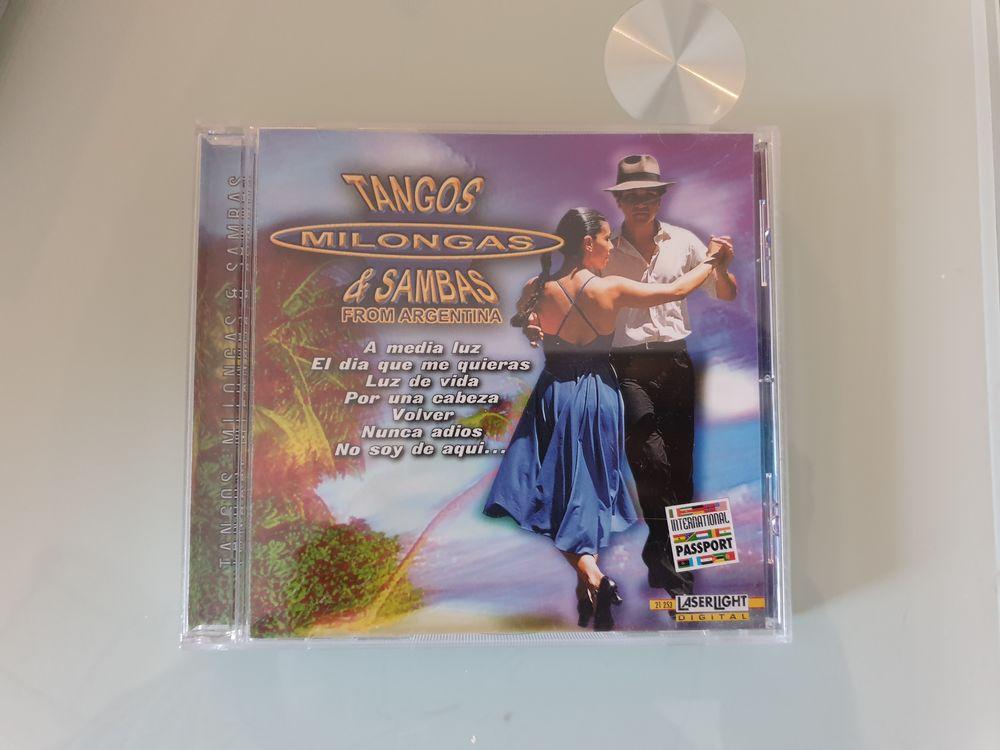 Tangos Milongas & Sambas From Argentina - Tangos Milongas &  6 Marseille 9 (13)