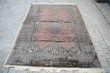 Tapis ancien d'orient Pakistan, fait main 154X244 cm