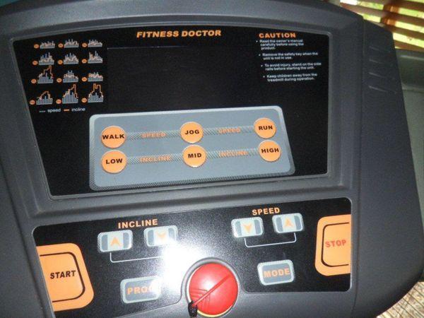 Tapis De Course Fitness Doctor Idées Dimages à La Maison