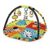Tapis d'éveil Zoo Tail BRIGHT STARTS 20 Vand�uvre-l�s-Nancy (54)