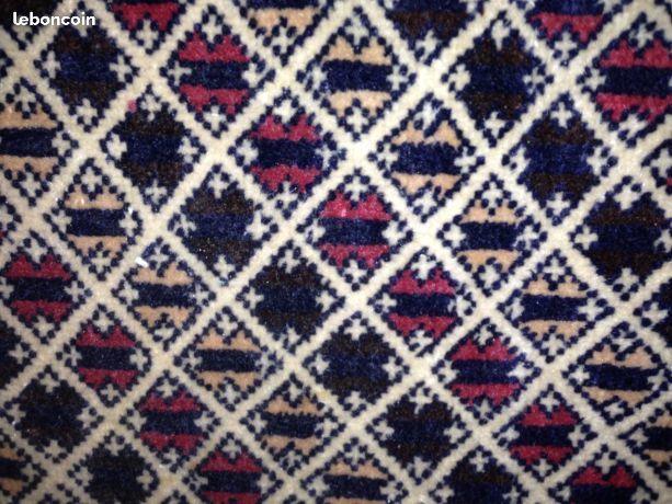 2 tapis fait main afghan 1 tapis mecanique 190 Ivry-sur-Seine (94)