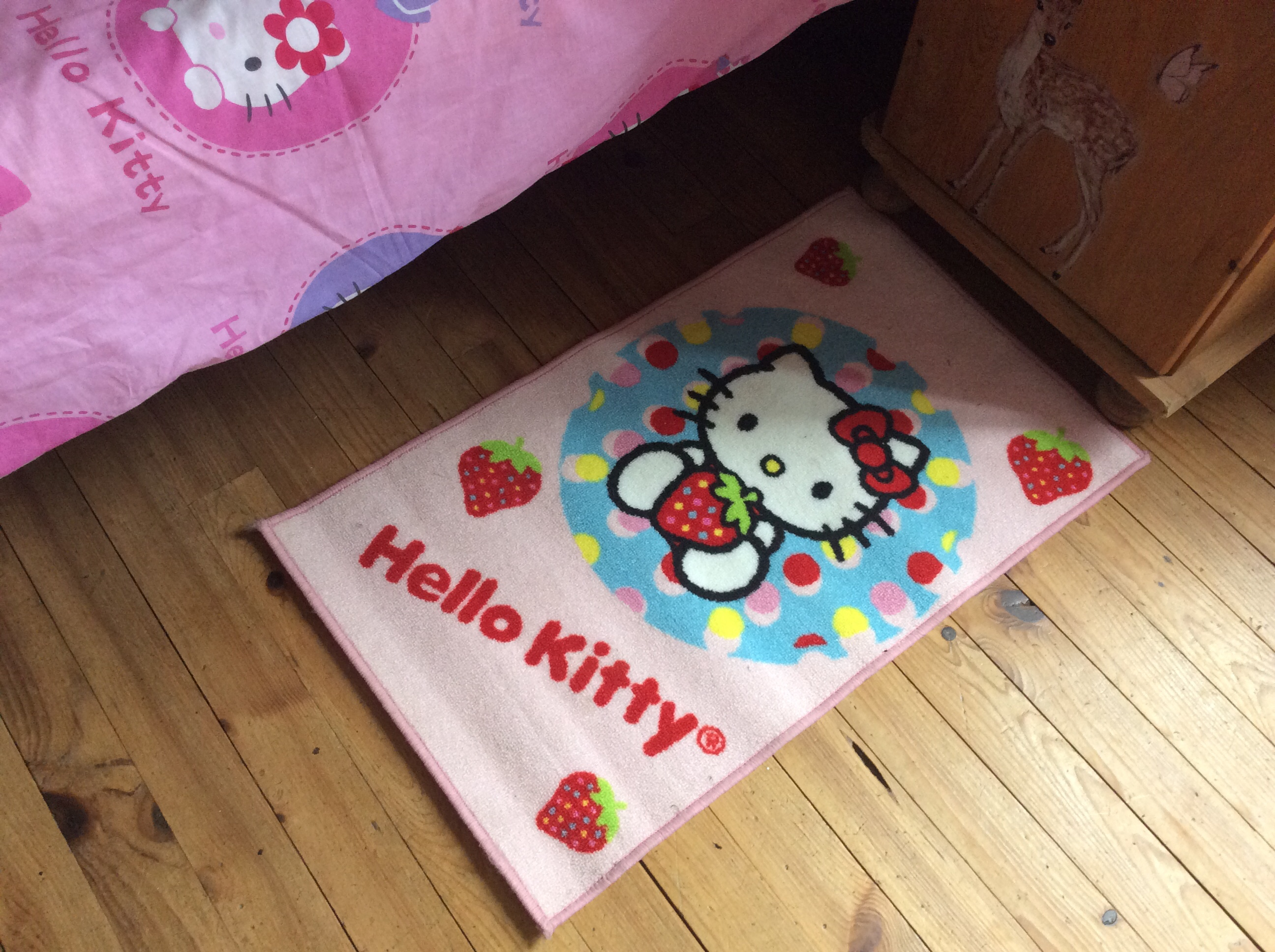 Tapis Hello Kitty Jeux / Jouets