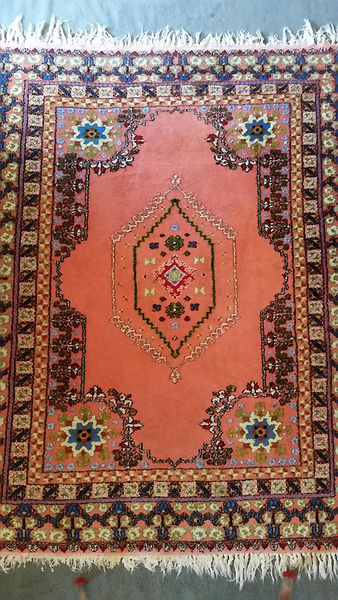 TAPIS MAROCAIN PURE LAINE 50 Annecy (74)