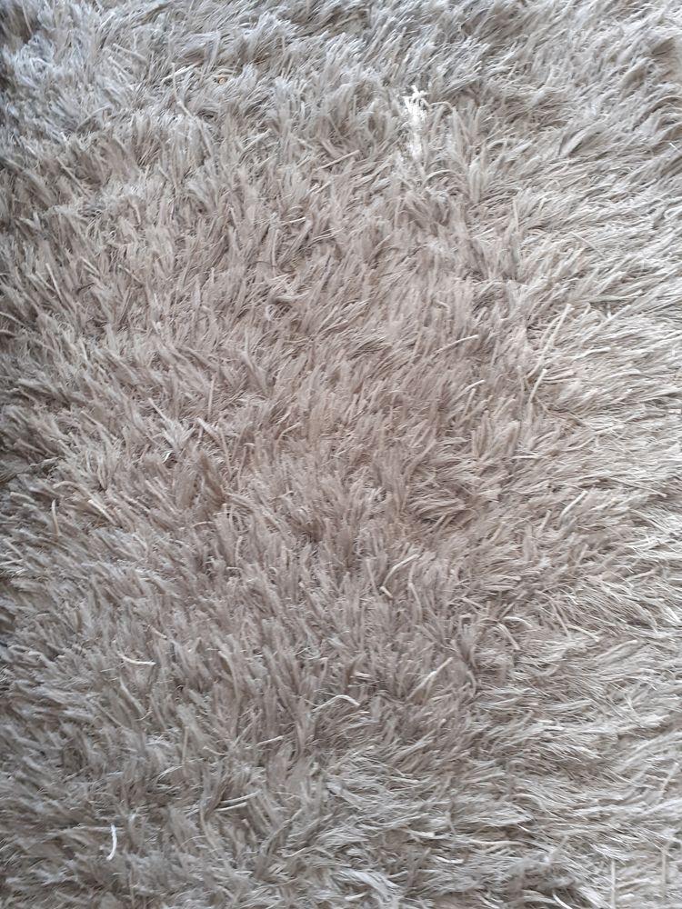 Tapis à mèche gris / taupe 250 Ostwald (67)