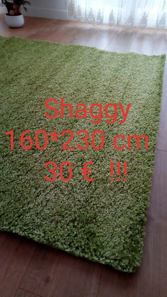 Tapis NEUF Shaggy 160*230 cm !!!! 30€ !!! 30 Mons-en-Barœul (59)
