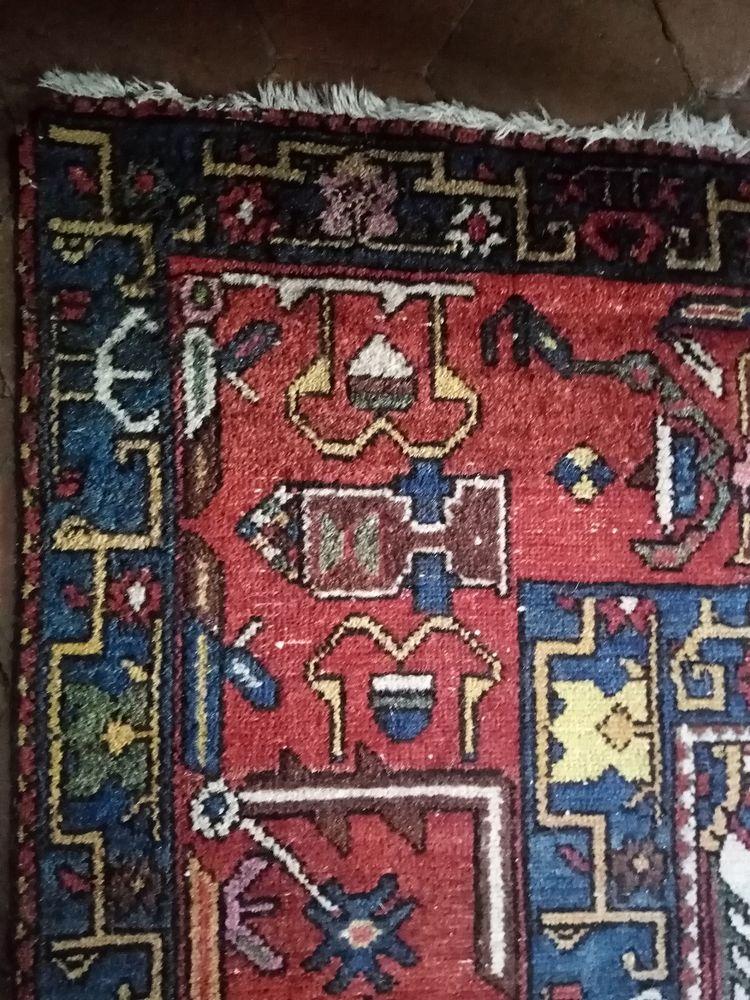 Tapis persan 380 Viroflay (78)