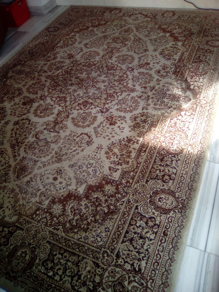 tapis pure laine vierge 50 Anglet (64)