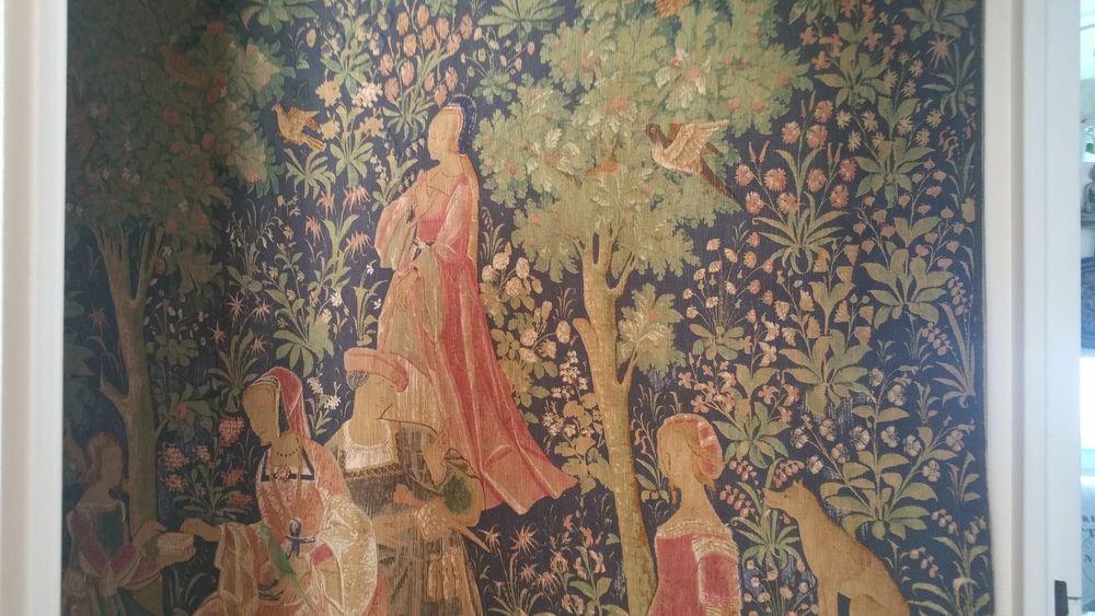 tapisserie  achetée musee art de rambouillet  0 Lion-sur-Mer (14)