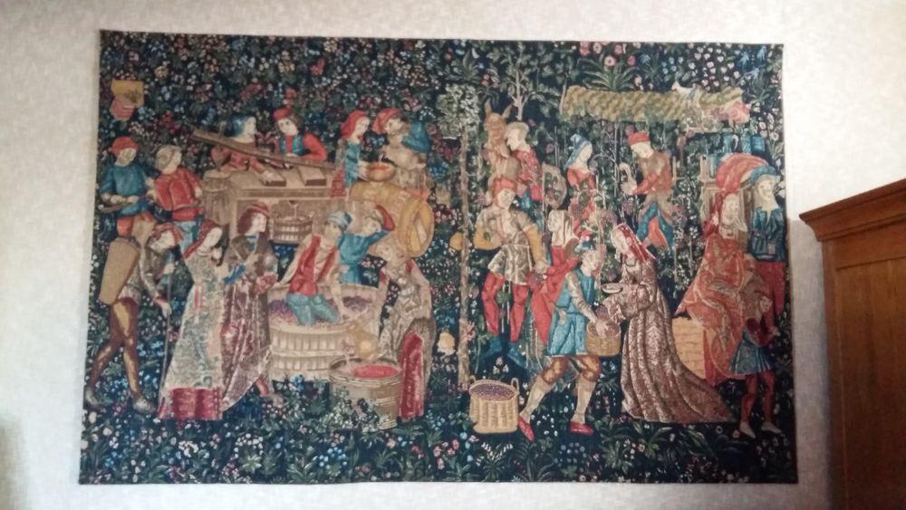 tapisserie les anges réf 95720 1m30x 2m10 jules pansu 350 Saint-Martin-d'Ablois (51)