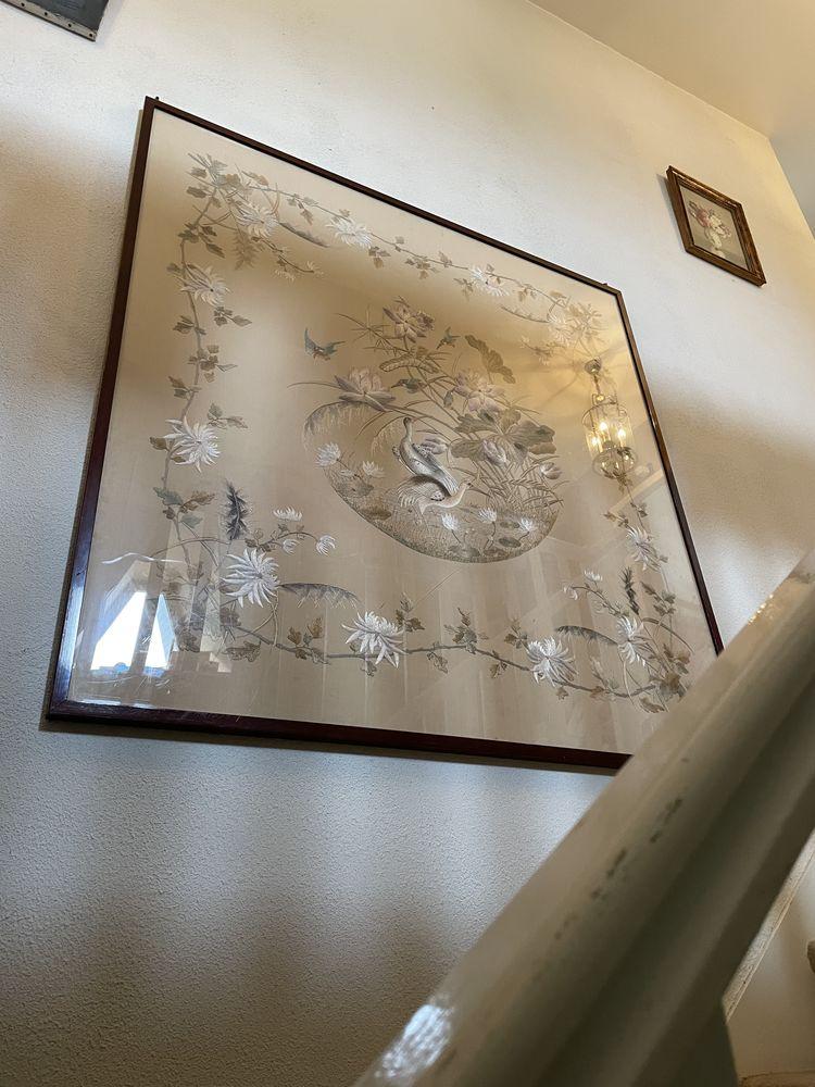tapisserie encadrée 120 Gif-sur-Yvette (91)