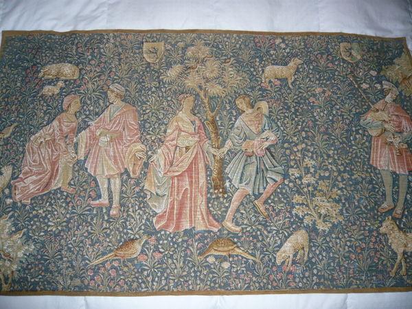 Tapisserie murale Artis Flora La Danse 120 Vendenheim (67)