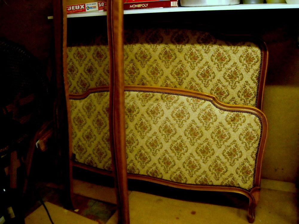 lit tapisserie style louis 15 80 Saint-Vallier (71)