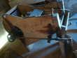 tarare de marque Vermorel H 1,10 à 1,30- l 0,52 - L 1,30 0 Izeure (21)