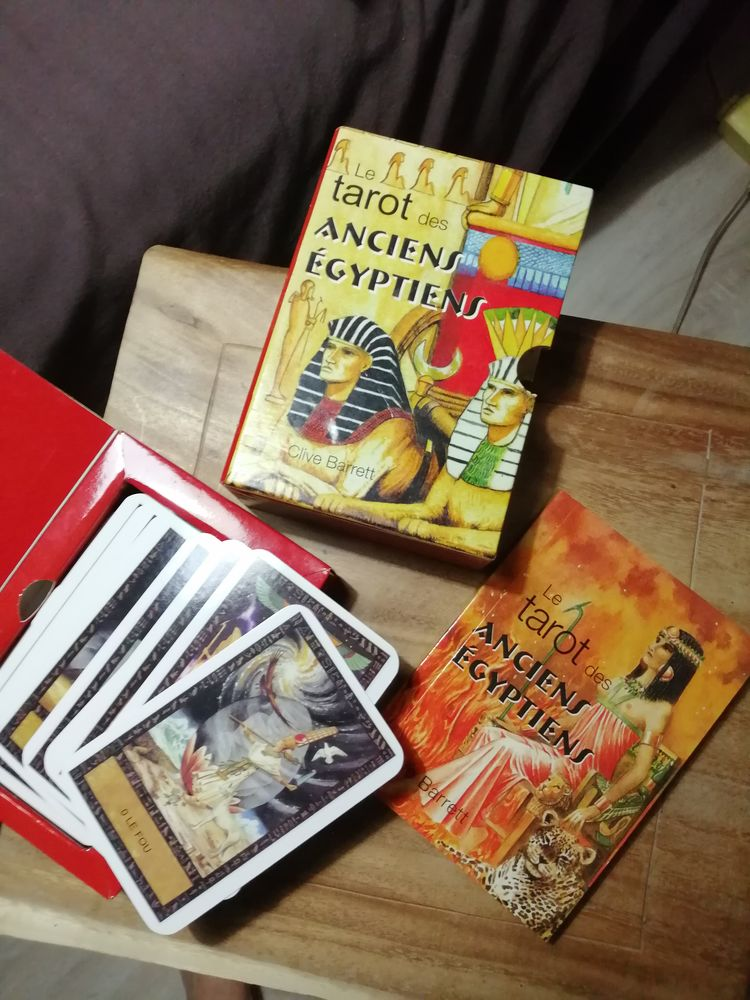 Le Tarot de Anciens Egyptiens 20 Saint-Joseph (97)