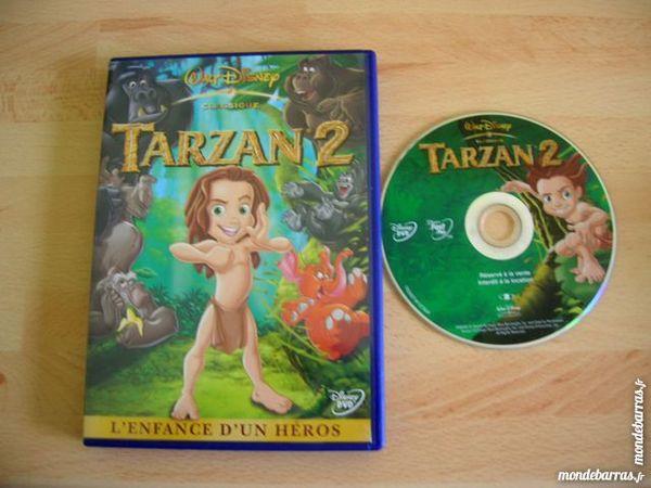 DVD TARZAN 2 L'enfance d'un héros - W. DISNEY N° 8 6 Nantes (44)