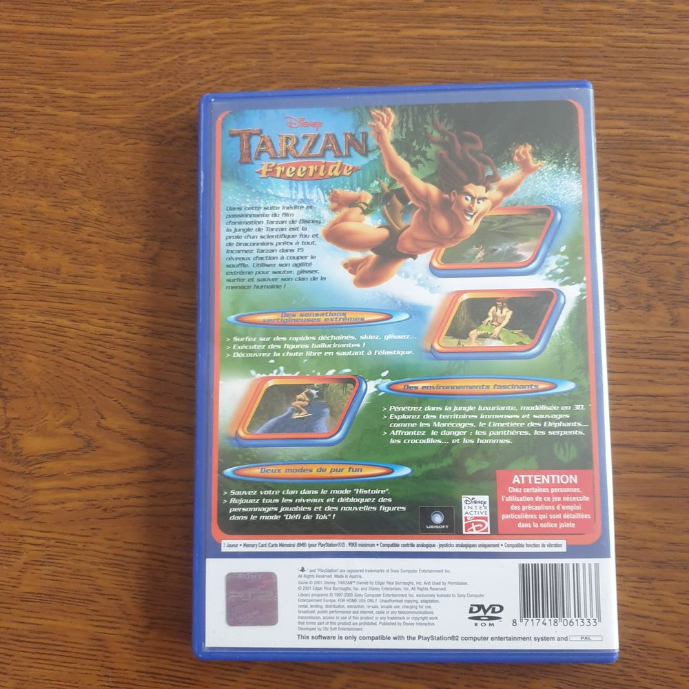 Tarzan freeride ps2 5 Lunéville (54)