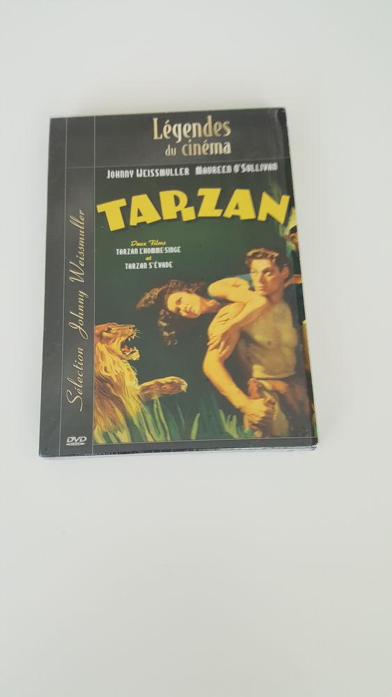 DVD TARZAN L'homme singe et TARTAN s'évade 14 Sautron (44)