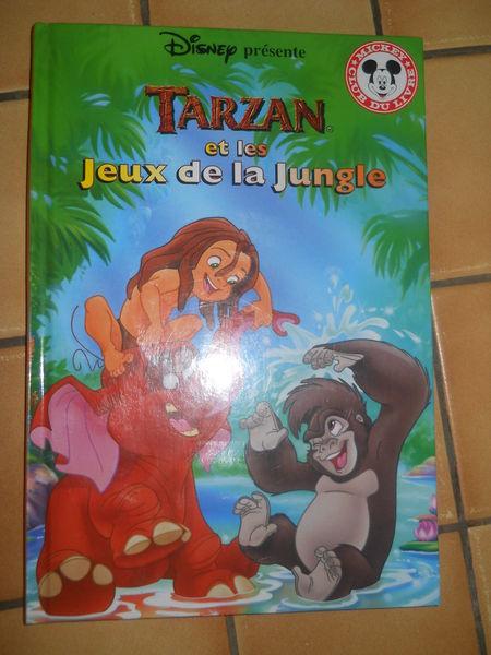 Tarzan et les jeux de la jungle - DISNEY 3 Semoy (45)