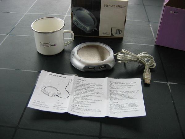 Tasse avec USB connectée pour un café chaud... 20 Le Vernois (39)