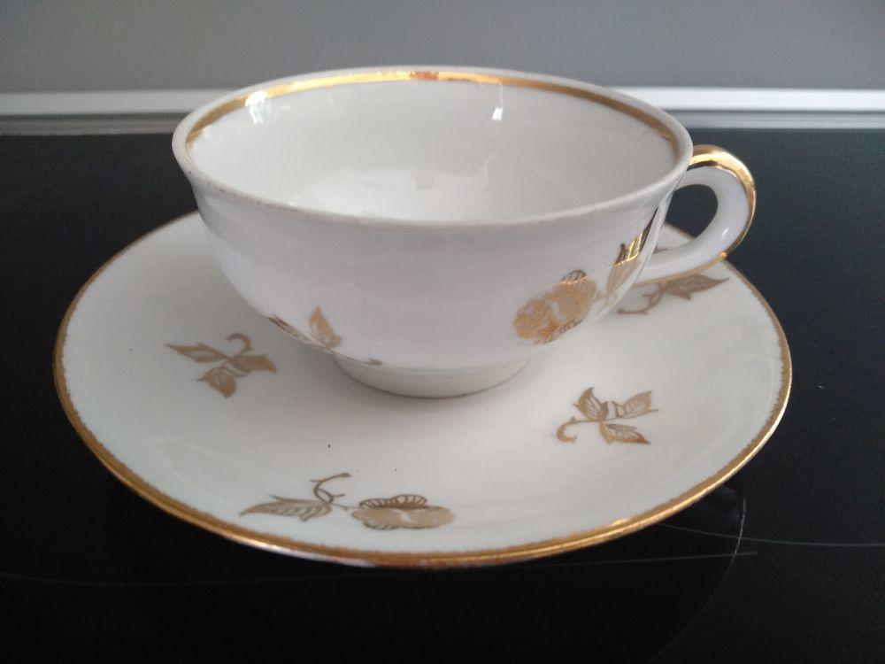 Tasse porcelaine DURE 8 Eschau (67)