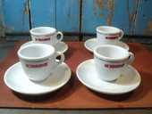 Tasses à Café Expresso Kimbo Déco Bistro. 2 Loches (37)