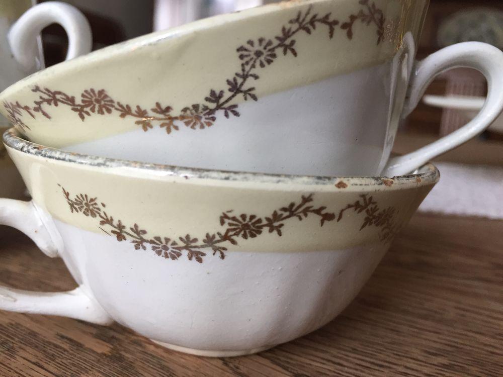 Tasses à café vintage Décoration