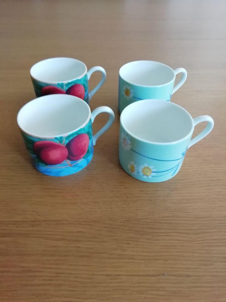 Tasses à café 5 Gex (01)