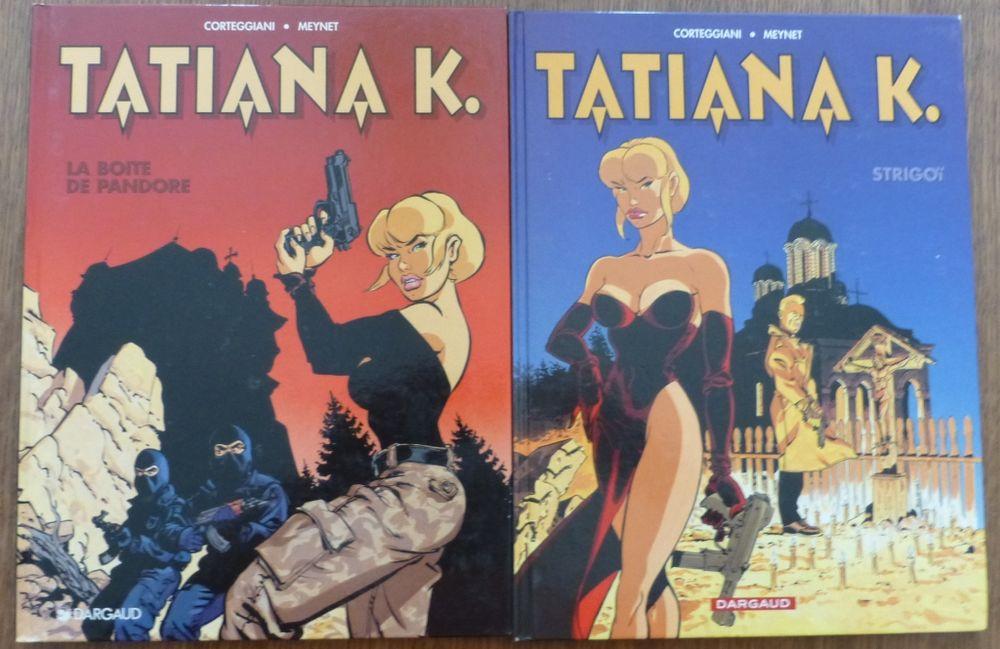 Tatiana K. tomes 1 et 2 0 Bains-sur-Oust (35)