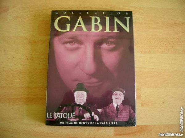 DVD LE TATOUE - Jean Gabin/Louis De Funès 10 Nantes (44)