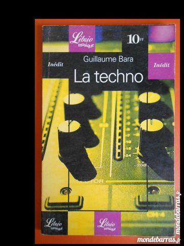 Techno Musique Electronique Histoire Clubbing DJ Livres et BD