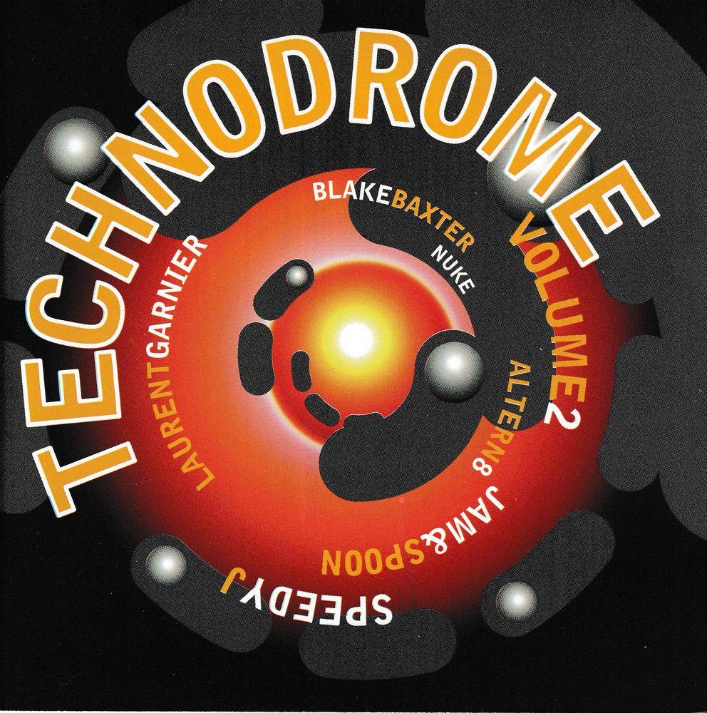 CD   Technodrome   -   Volume 2 9 Antony (92)