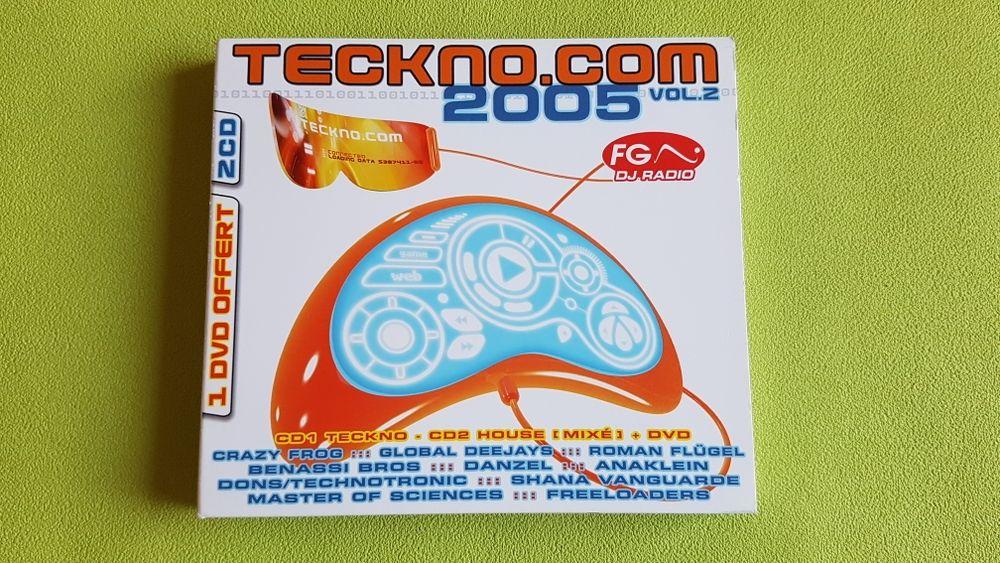 TECKNO.COM CD et vinyles
