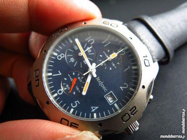 TECTONIC OS10 montre chrono homme DIV0310 85 Metz (57)