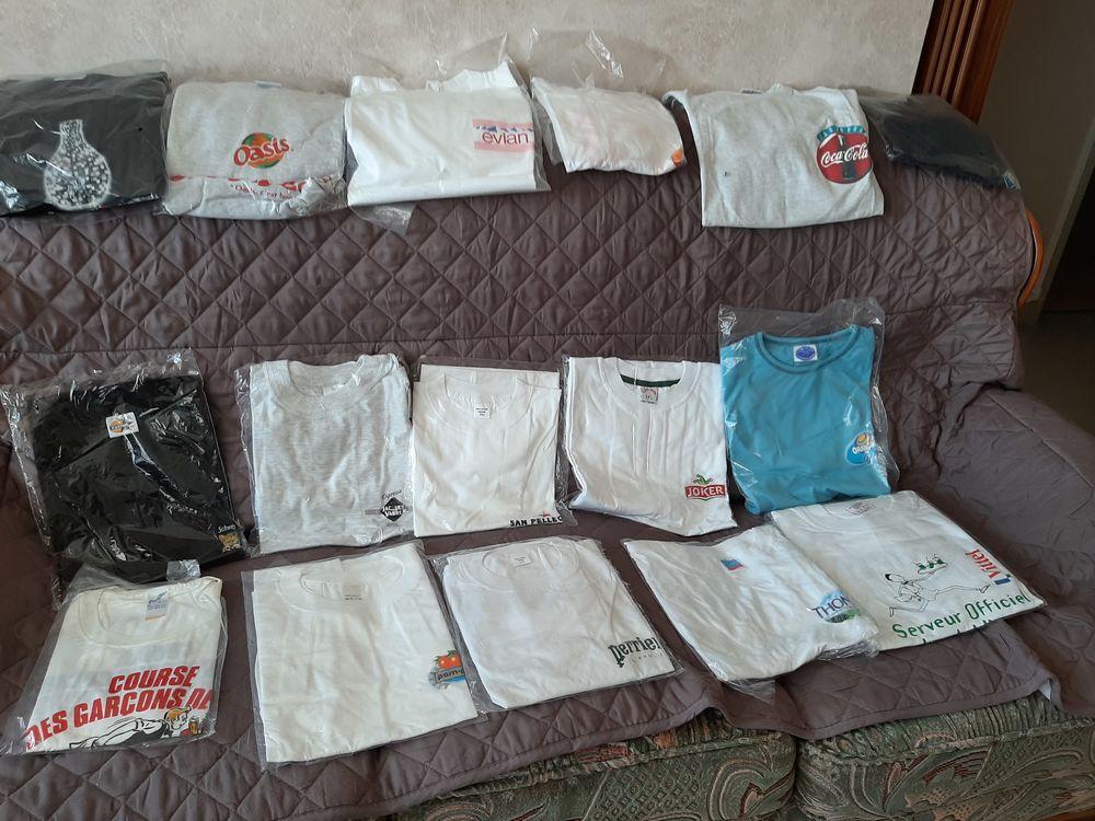 16 tee_shirts A 2 EURO  LE TEE SHORTS 2 Puteaux (92)
