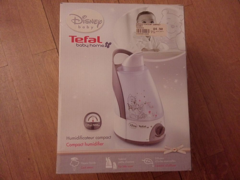 tefal baby home humidificateur compact disney 0 Cagnes-sur-Mer (06)
